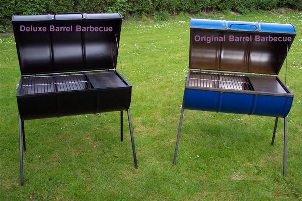 Spiksplinternieuw De originele Barbecue van het Vat of is het vatbbq of zelfs FJ-08